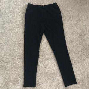 Shein Long Black Leggings XL